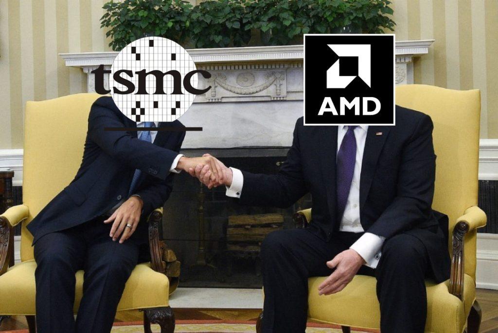 AMD superará a Apple TSMC