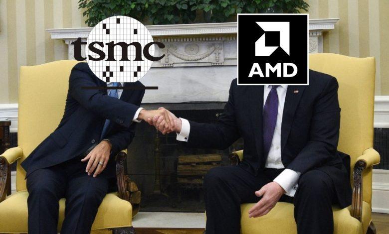 Photo of AMD superará a Apple como el mayor cliente de 7 nm de TSMC en 2020