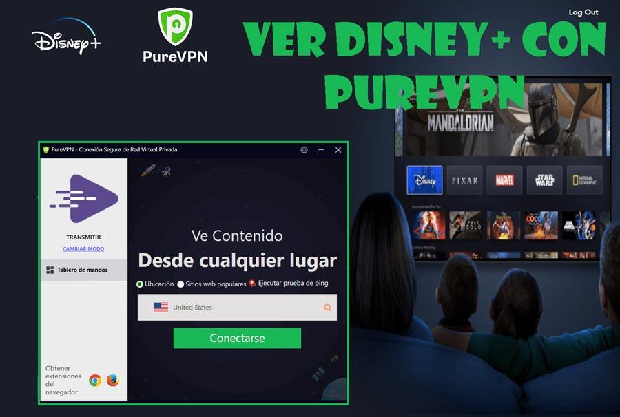 Ver Disney+ en España