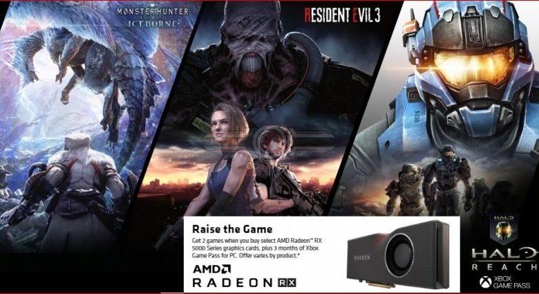 "Photo of AMD ""Raise The Game"", Regalarán Resident Evil 3 con cada GPU RDNA"
