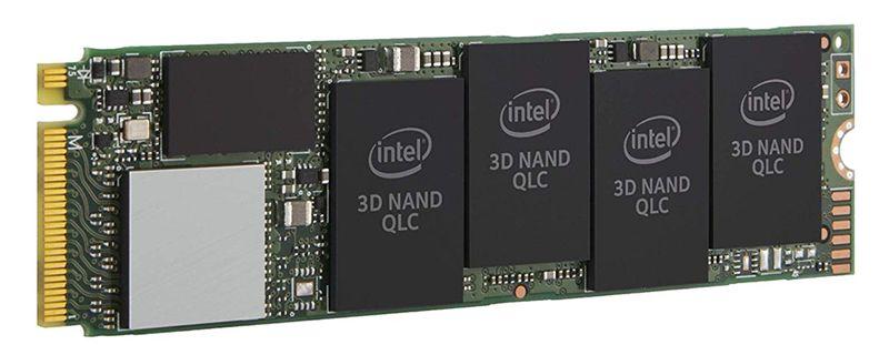 3D NAND QLC