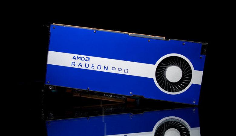 Photo of AMD Radeon Pro W5500 anunciada oficialmente para profesionales