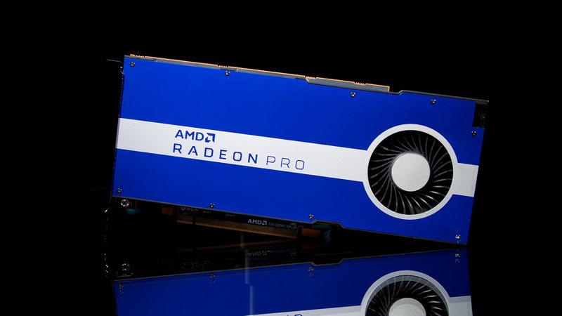 Radeon Pro W5500