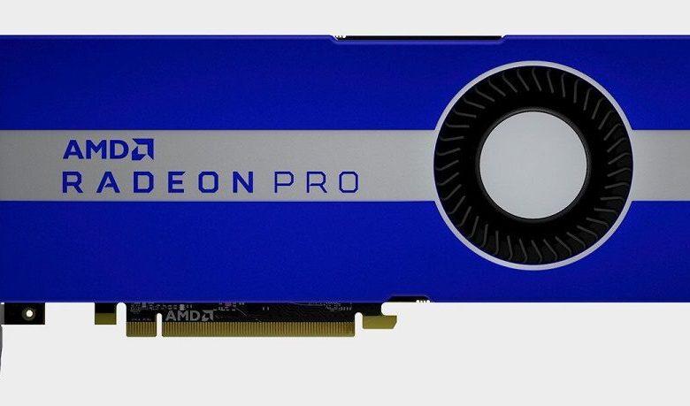Photo of AMD Radeon Pro W5500 podría lanzarse pronto por 390 USD
