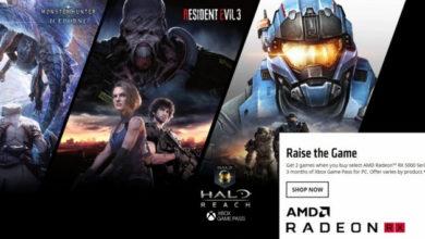 Photo of AMD Radeon RX 5600 XT tambien recibe el bundle 'Raise the Game'