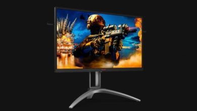 Photo of AOC AG273QZ es un nuevo monitor FreeSync Premium Pro con 240 Hz