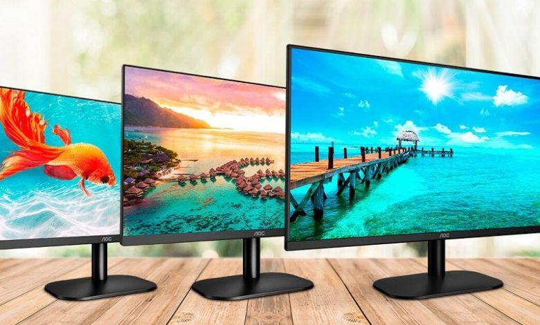 Photo of AOC presenta sus nuevos monitores de nivel básico de la serie B2