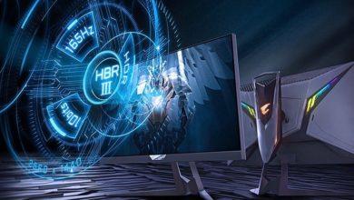 Photo of AORUS F127Q-P es un nuevo monitor de 27 pulgadas, 1440p y 165 Hz