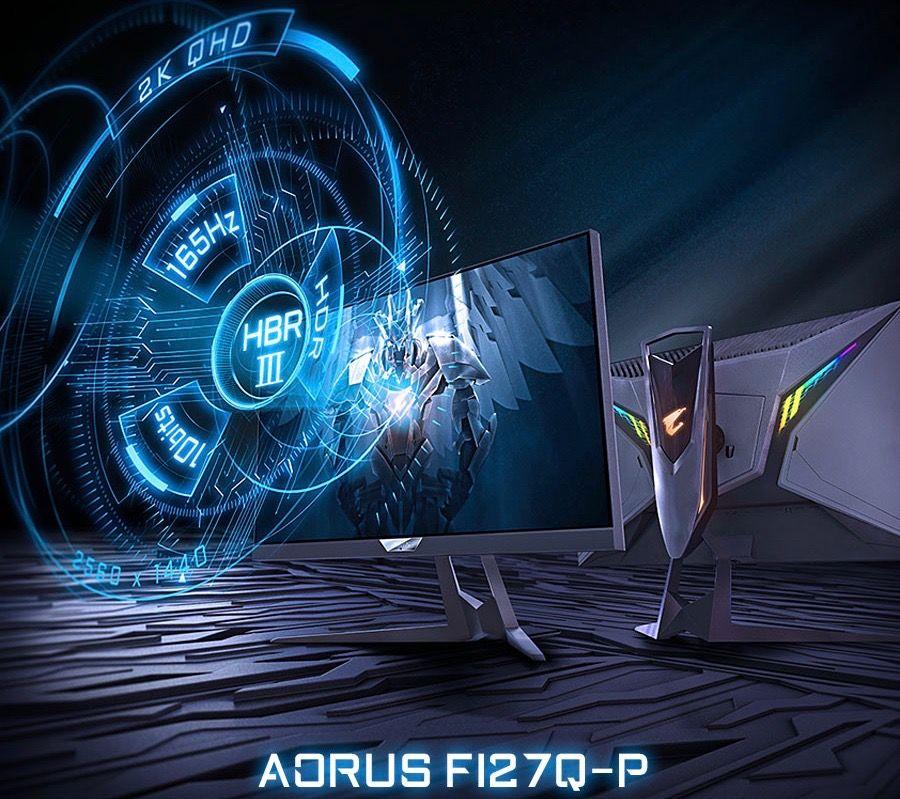 AORUS F127Q-P