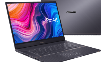 Photo of ASUS lanza el ProArt StudioBook Pro 17