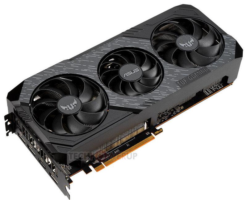 RX 5700 TUF Gaming X3 OC