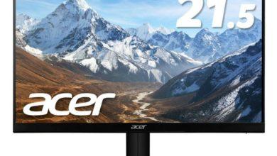 Photo of Acer KA272bmix, Nuevo monitor económico y con un diseño sin marco
