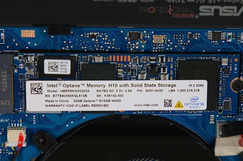 Asus ZenBook 15 UX534FTC SSD