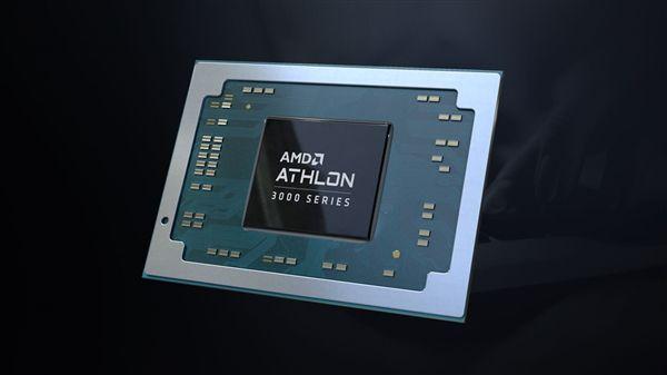 Photo of Athlon 3020e, Nuevo CPU híbrido de AMD para portátiles económicos
