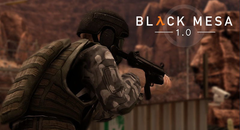 Black mesa Half-Life