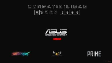 Photo of AMD Ryzen 3000: compatible en placas base ASUS sin actualizar BIOS