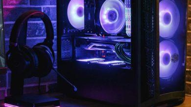 Photo of Cooler Master MasterBox MB320L ofrece ARGB y vidrio templado por $60