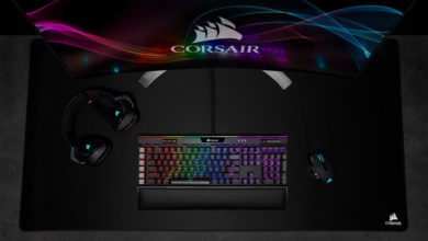 Photo of Corsair MM500 Premium es una alfombrilla gigante de 1220 mm x 610 mm