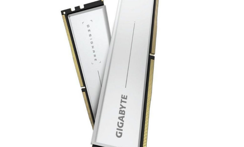 Photo of Gigabyte Designare, Memoria de 64GB de alta capacidad DDR4-3200