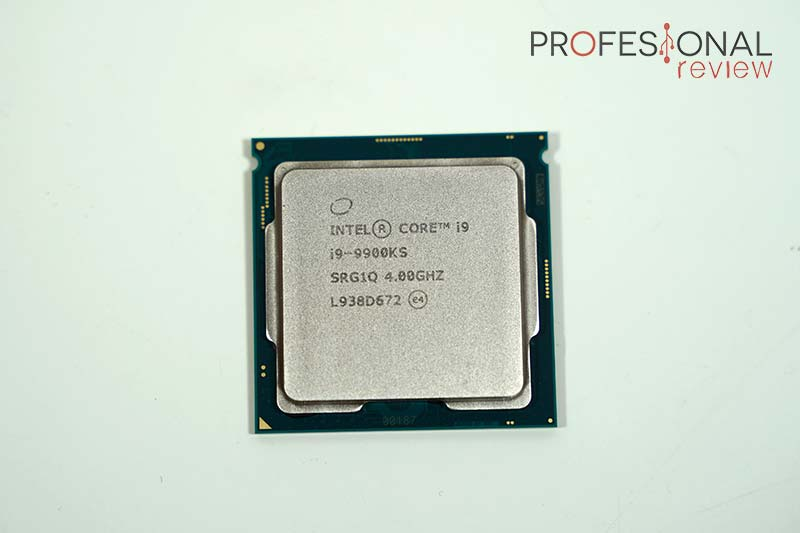 Intel Core i9-9900KS Diseño