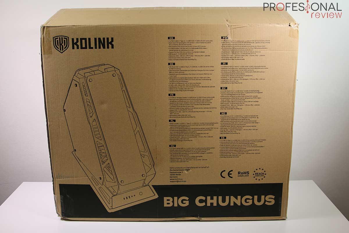 Kolink BIG CHUNGUS Review