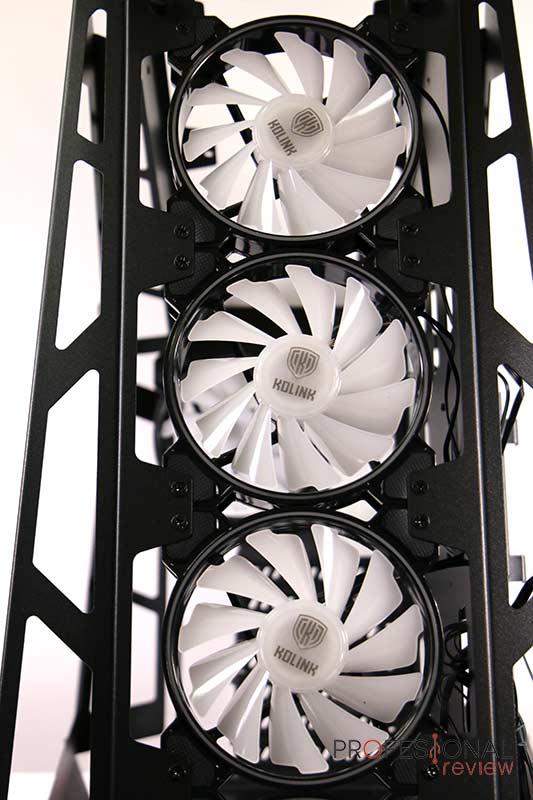 Kolink BIG CHUNGUS Ventiladores