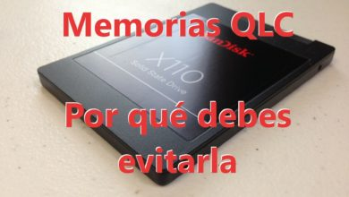 Photo of Memoria QLC en SSD: por qué debes evitarla