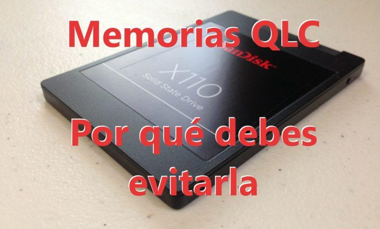 Photo of Memoria QLC en SSD: por qué debes evitarla