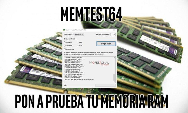 Photo of MemTest64: qué es y para qué sirve