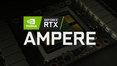 Photo of Nvidia deja ver una Geforce RTX tematizada con Cyberpunk 2077