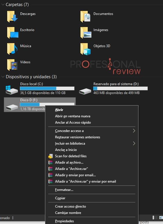 PC lento claves desfragmentar
