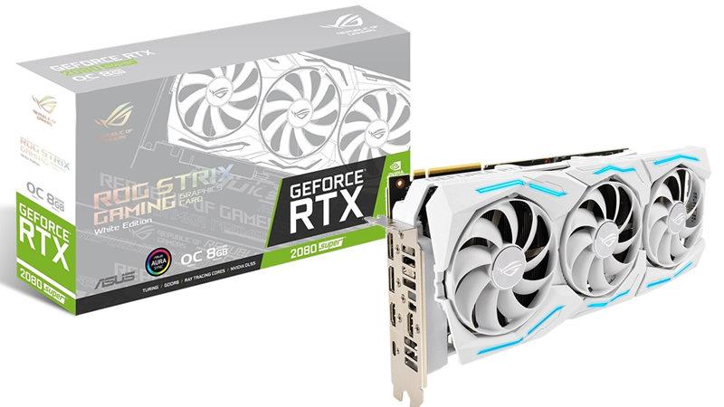 ROG Strix RTX 2080 Super White Edition