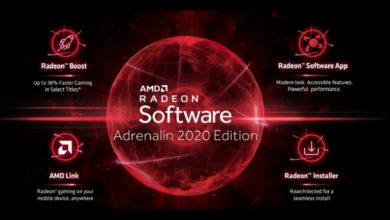 Photo of Radeon Adrenalin 20.2.2 corrige una multitud de errores para GPUs AMD