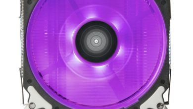 Photo of Silverstone Argón AR12, Un refrigerador RGB de gama de entrada