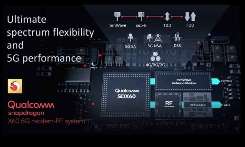 Photo of Qualcomm presenta su nuevo módem 5G: Snapdragon X60