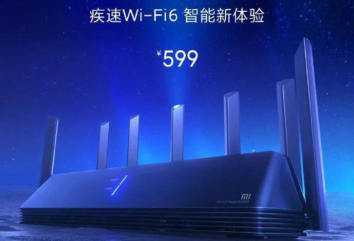 Photo of Xiaomi AX3600 es un router con Wi-Fi 6 y velocidades de 2976Mbps