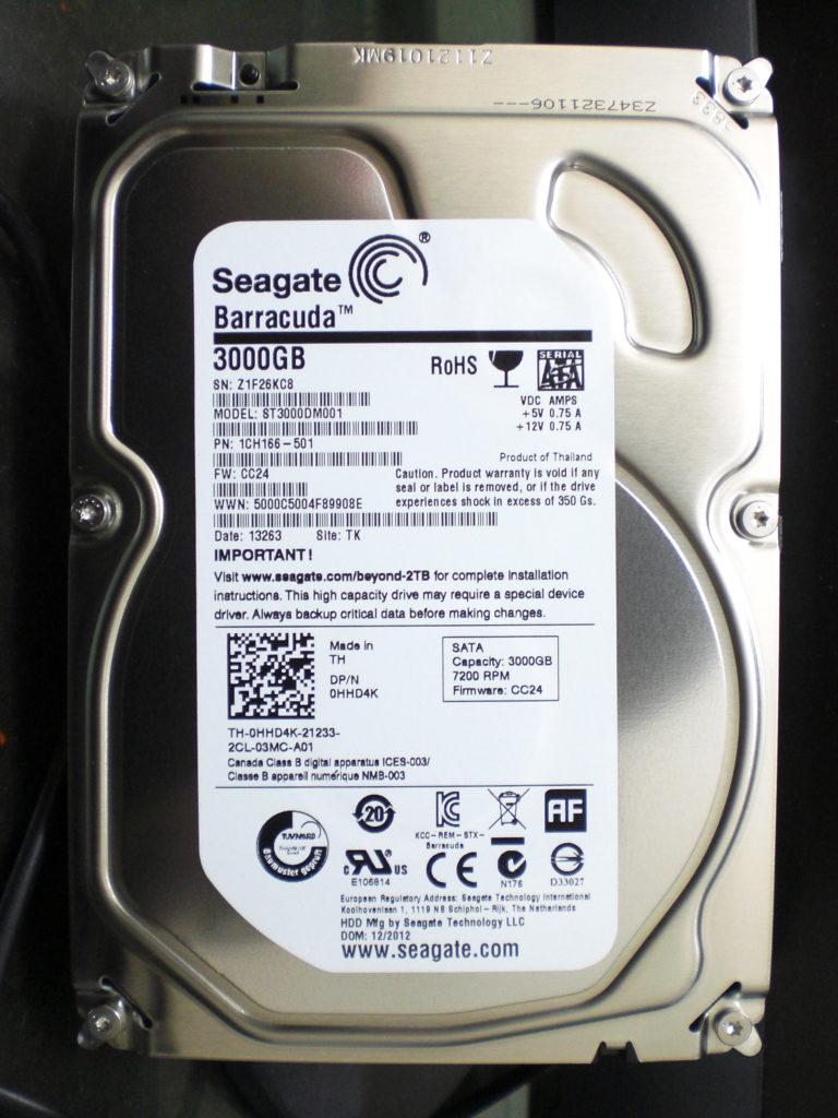 disco duro 7200 rpm