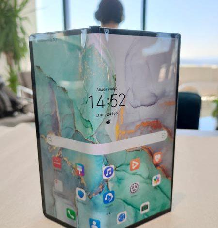 Photo of Huawei Mate Xs: nuevo smartphone plegable tope de gama
