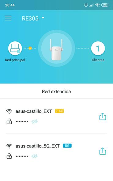 Repetidor WiFi App