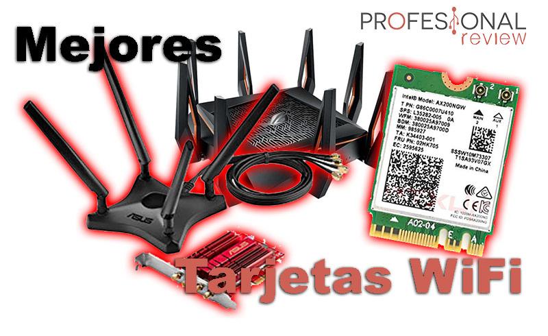 Tarjetas WiFi PCIe