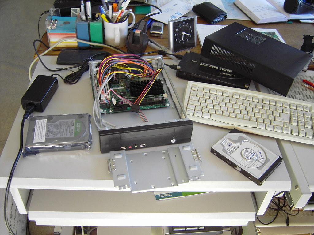 montar PC