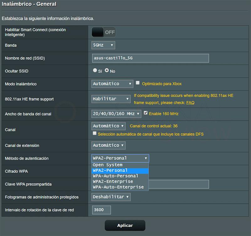 Saber quién está conectado a mi Router paso15
