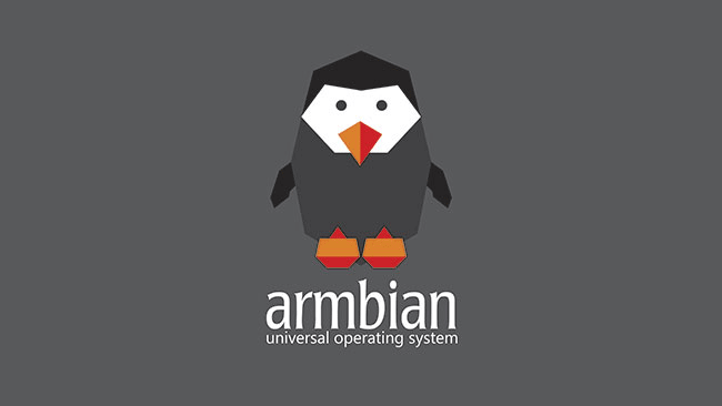 Raspberry Pi 3 Armbian