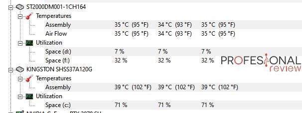 como mejorar temperatura ssd