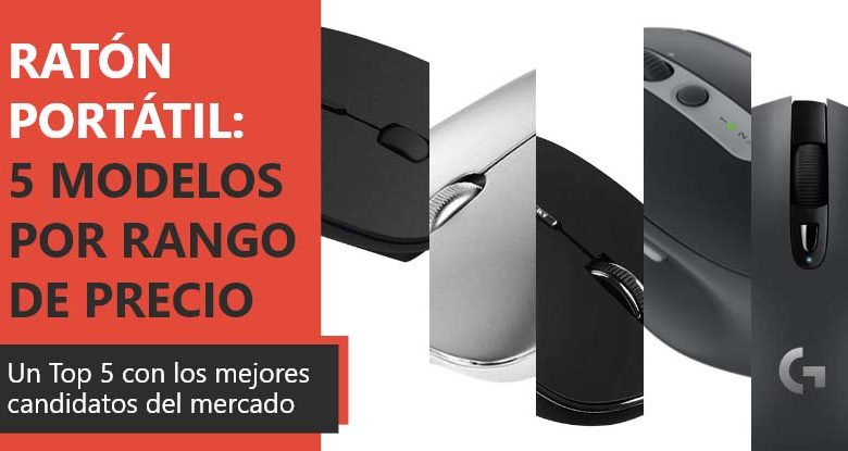 Photo of Ratón portátil: cinco modelos por rango de precio