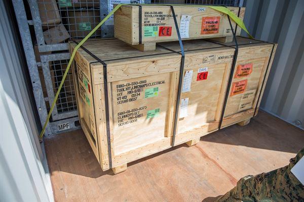 transporte logístico disipador cobre aluminio