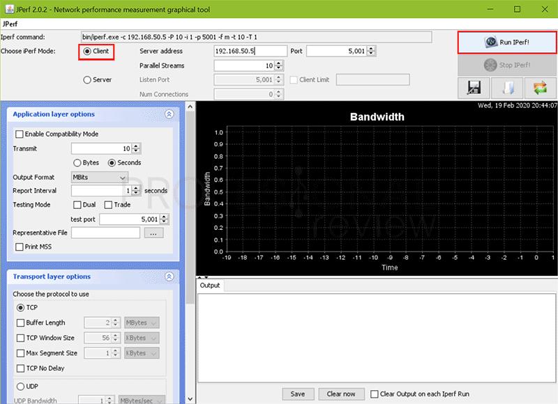 Medir velocidad de router WiFi paso12