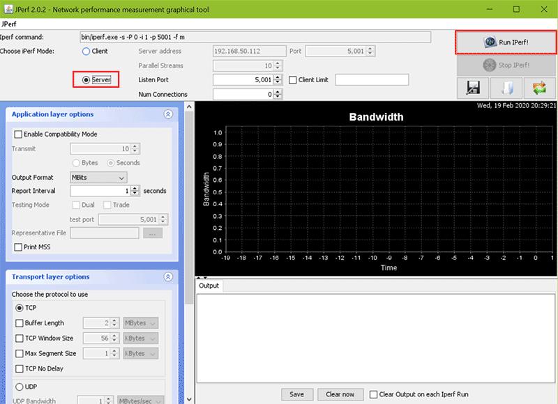 Medir velocidad de router WiFi paso11
