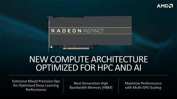 AMD superordenador Radeon