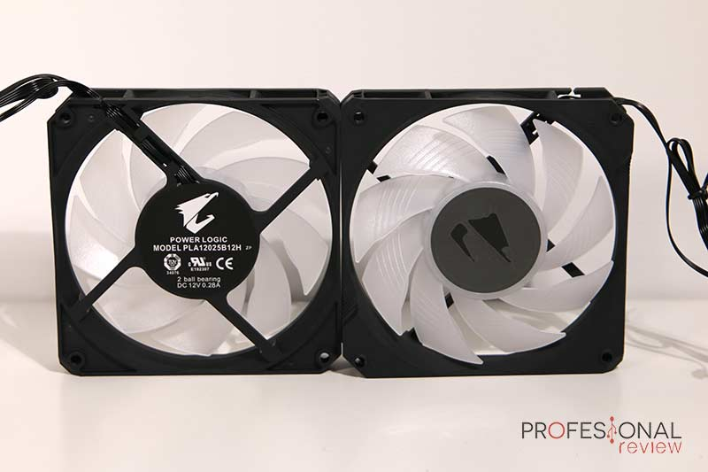 AORUS Liquid Cooler 360 Ventilador